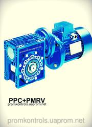 Редукторы PPC 071 - PMRV 105 червячные