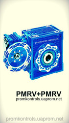 Редукторы PMRV+PMRV 030-050 червячные