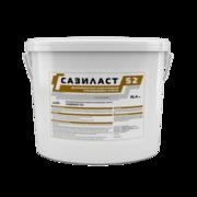 Фасадный герметик Сазиласт 52 двухкомпонентный полисульфидный