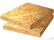 Влагостойкая древесная плита OSB-3 2500*1250*12мм