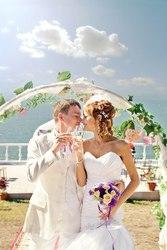 Организация неповторимой свадьбы от арт-студии «Арлекино»