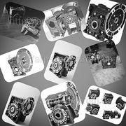 Мотор-редуктор червячный nmrv 030,  050, 090, 105, 110, 130, 040, 063, 150, 075