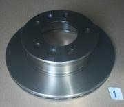 Тормозной диск передний   MB Sprinter / VW LT