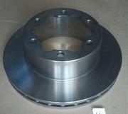 Тормозной диск задний  MB Sprinter / VW Crafter  (Спарка)