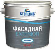 Акриловая фасадная краска Sterling