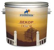 Декоративная штукатурка Pioneer «dеcоr» (вд-ак-132)