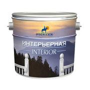 Краска для стен и потолков Pioneer ( вд-ак-211)
