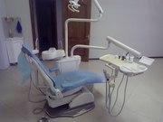 Продам стоматологическую установку с креслом.