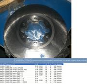 Диск тормозной передний Mazda E2000 / E2200D / Bongo,  Kia Besta  (коле