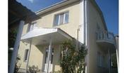 Двухэтажный дом в Симферополе,  Меганом