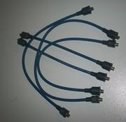 Провода зажигания Fiat Uno 1.3 turbo