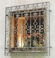 Ажурные решетки,  оградки,  двери металлические и др