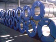 оцинкованная сталь с полимерным покрытием и без