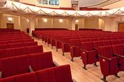 Кресла для кинотеатров, аудиторий. Обустройство залов, планировка, прои